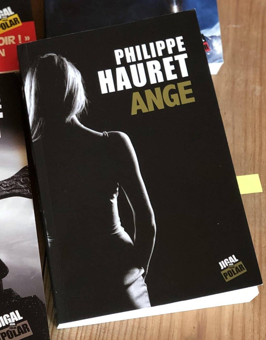 Ange, Philippe Hauret